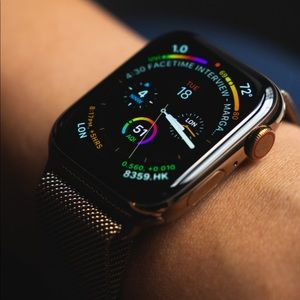 Apple Watch series 4 44mm Stainless steel sapphire